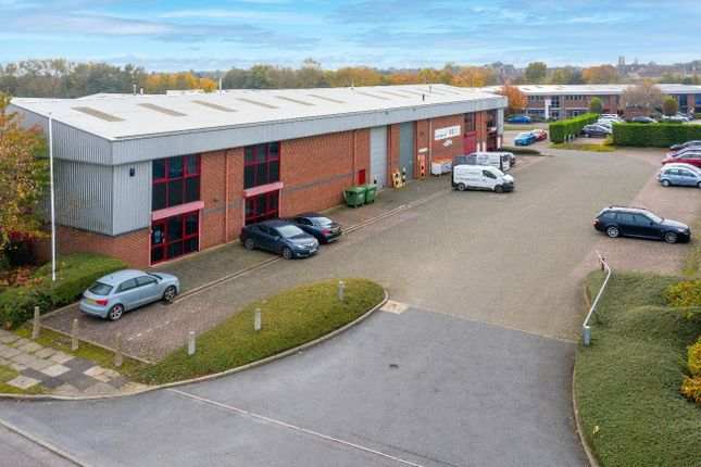 Thumbnail Industrial for sale in Moulton Park, Northampton, 6Qf