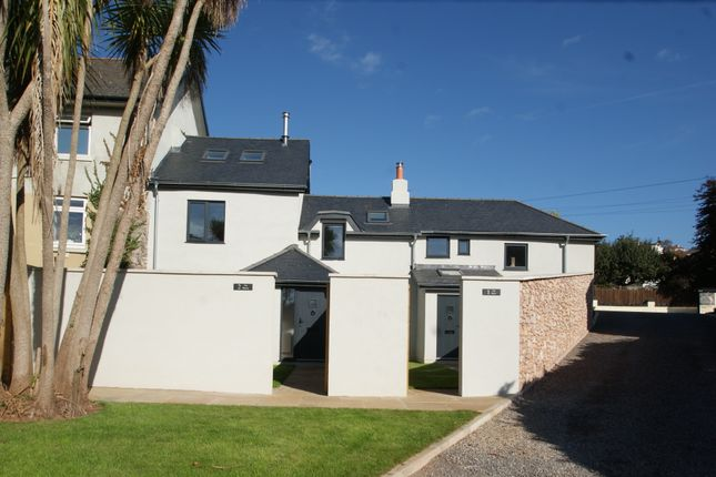 Thumbnail Cottage for sale in Valerie, Torquay Road, Kingskerswell, Newton Abbot