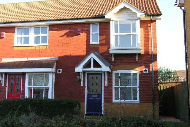 End terrace house in  The Beeches  Bradley Stoke  Bristol B City Of Bristol