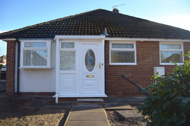 Thumbnail Semi-detached bungalow to rent in Woolgreaves Avenue, Wakefield