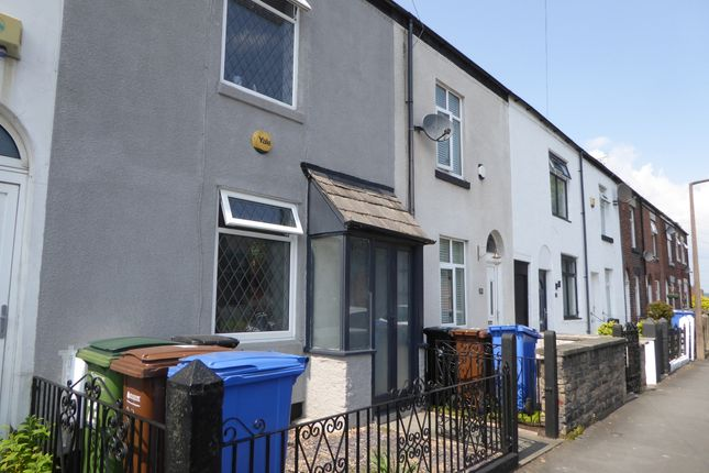 2 bed terraced house to rent in Chapel Street, Hazel Grove, Stockport SK7