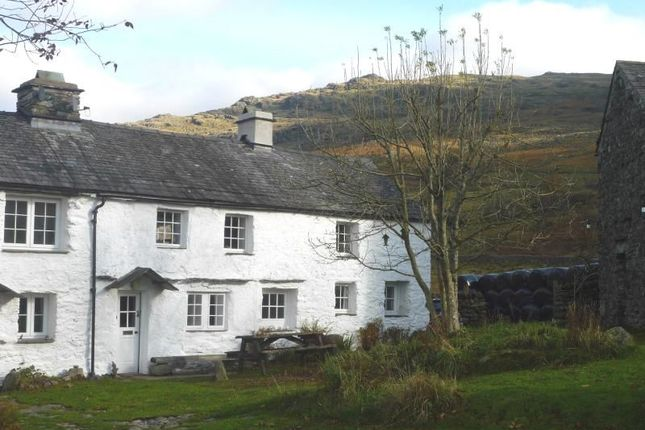 Thumbnail Property to rent in Long House Cottage, Seathwaite, Broughton-In-Furness