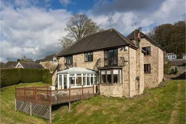 Thumbnail Detached house for sale in Peile Park, Shotley Bridge, Consett, Durham