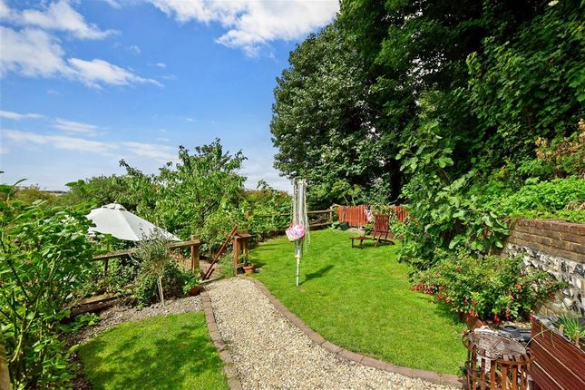 Rear Garden of Tarring Neville, Newhaven, East Sussex BN9