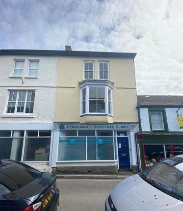 Studio for sale in Queen Street, Penzance TR18