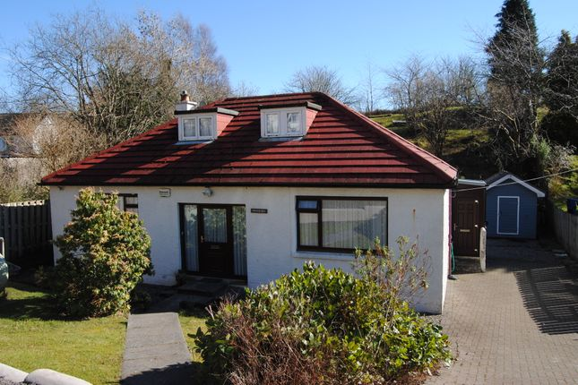Thumbnail Detached house for sale in Glenshellach Road, Oban