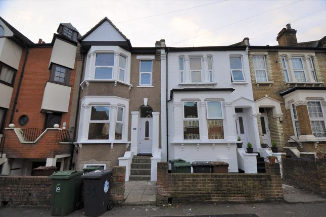 Thumbnail Terraced house to rent in Folkestone Road, Walthamstow