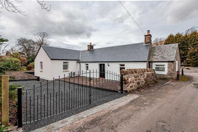 Thumbnail Bungalow for sale in Woodend Cottage, Pool Of Muckhart, Muckhart