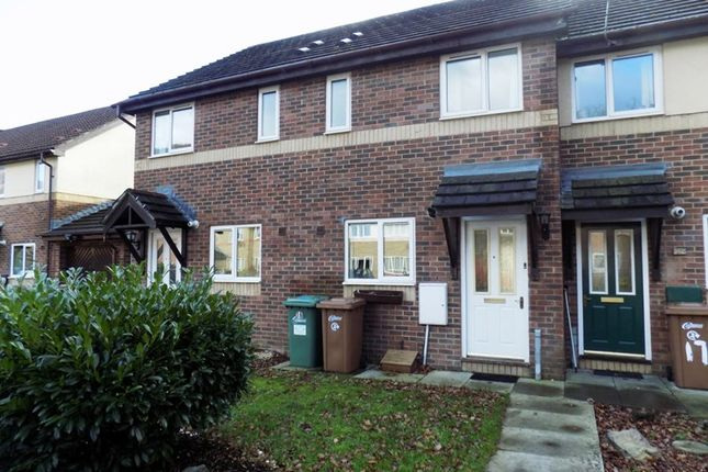 Thumbnail Terraced house to rent in Chestnut Close, Machen, Caerphilly