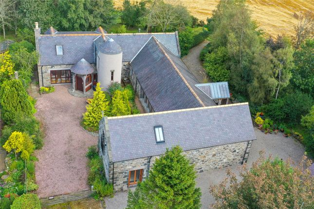 Thumbnail Detached house for sale in Winterfold Cottage, Oldmeldrum, Inverurie, Aberdeenshire