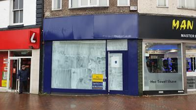 Thumbnail Retail premises to let in Market Place, Cannock