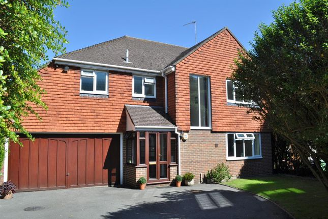 Thumbnail Detached house for sale in Parkway, Eastbourne