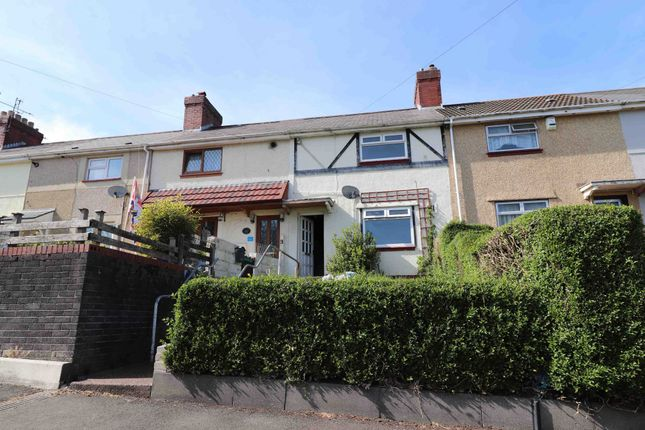 Thumbnail Terraced house to rent in Danygraig Road, Swansea