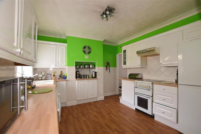 Thumbnail Terraced house for sale in Montague Road, Ramsgate, Kent