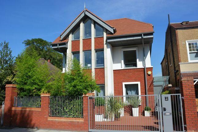 Thumbnail Detached house for sale in Langham Road, Teddington