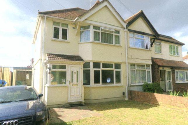 Thumbnail Semi-detached house for sale in Cains Lane, Feltham