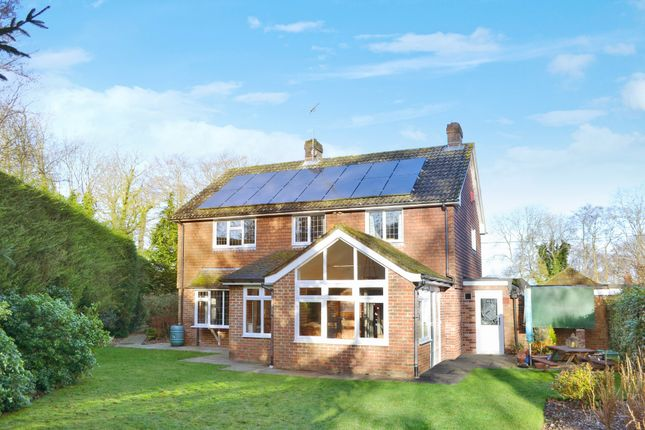 Thumbnail Detached house for sale in Folly Road, Inkpen, Hungerford