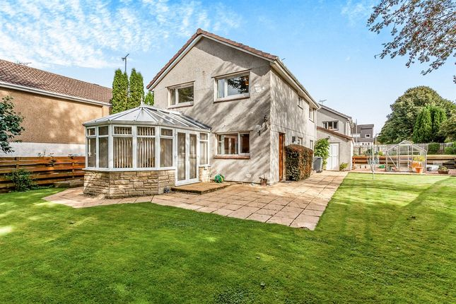 Thumbnail Detached house for sale in Grampian Road, Stirling