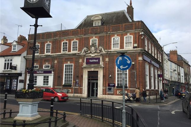Thumbnail Retail premises to let in 28, Market Place, Driffield, Yorkshire, UK