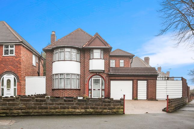 Thumbnail Detached house for sale in Berkswell Road, Erdington, Birmingham