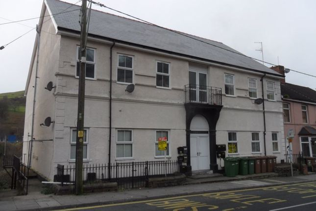 Thumbnail Flat for sale in Caerphilly Road, Senghenydd, Caerphilly