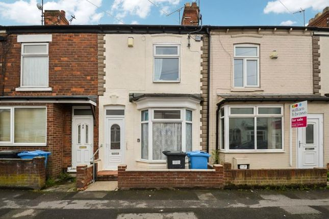 Thumbnail Town house to rent in Buckingham Street, Hull