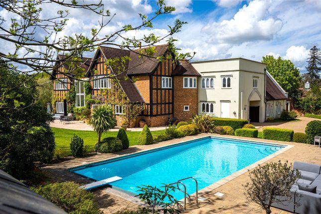 Thumbnail Detached house for sale in Ockham Lane, Cobham, Surrey