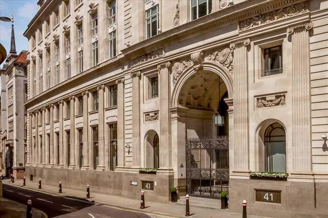 Thumbnail Office to let in 41 Lothbury, London