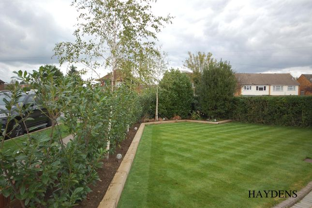 Garden of Millcrest Road, Goffs Oak, Waltham Cross EN7