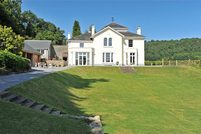 Detached house for sale in Lustleigh, Newton Abbot, Devon