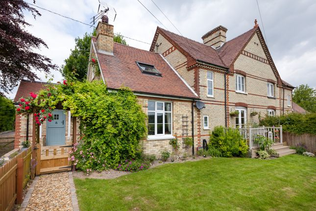 Thumbnail Semi-detached house for sale in Shaftenhoe End, Barley, Royston