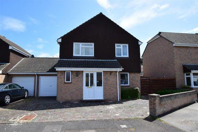 4 bed detached house for sale in Westlands, Rustington, West Sussex BN16