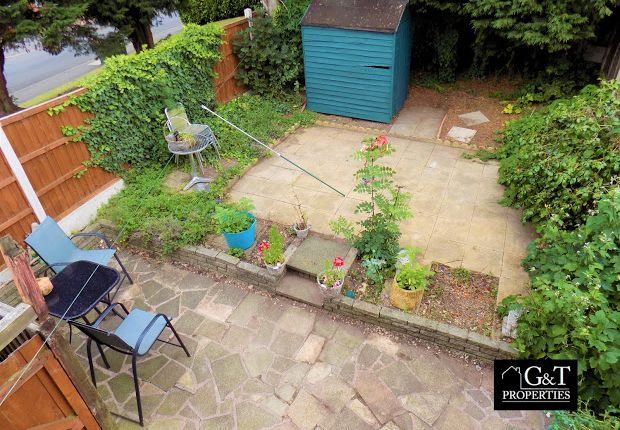 Rear Garden of Bisell Way, Brierley Hill, Brierley Hill DY5