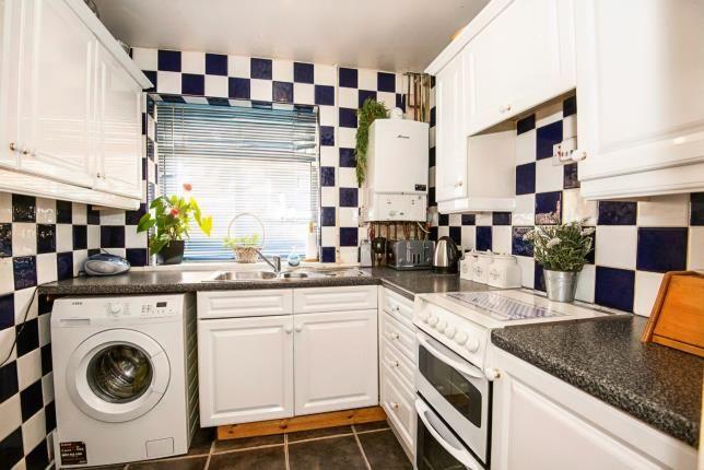 Kitchen of Garrison Lane, Chessington KT9