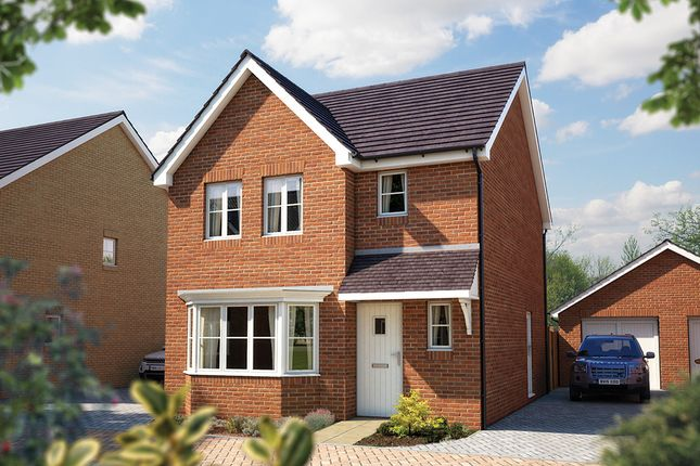 """Thumbnail Detached house for sale in """"The Epsom"""" at Ongar"""