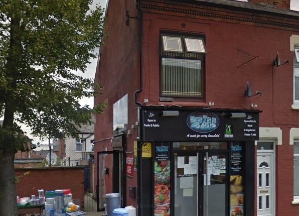 Retail premises to let in Twycross Street, Leicester