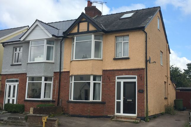 4 bed semi-detached house to rent in Cirencester Road, Charlton Kings, Cheltenham GL53