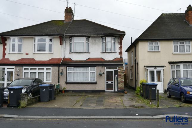 Thumbnail Semi-detached house for sale in Mitchell Road, London