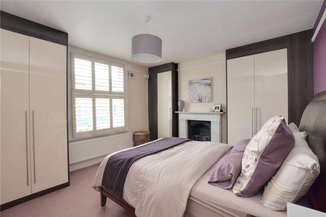 Master Bedroom of Royal Hill, Greenwich, London SE10