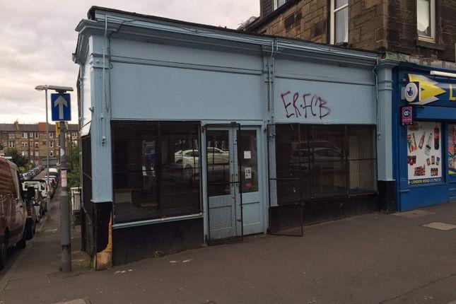 Thumbnail Retail premises for sale in 21-22 London Road, Edinburgh