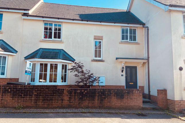 Thumbnail Terraced house for sale in Ridgeway Road, Gillingham