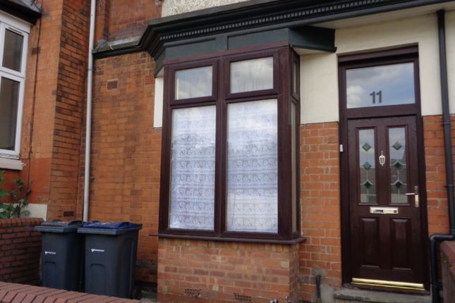 Thumbnail Flat to rent in Warwick Rd, Birmingham