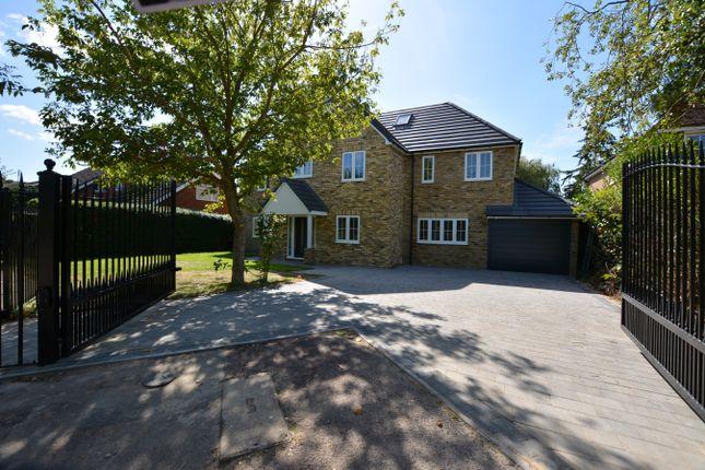 Thumbnail Detached house for sale in Burges Close, Emerson Park, Hornchurch