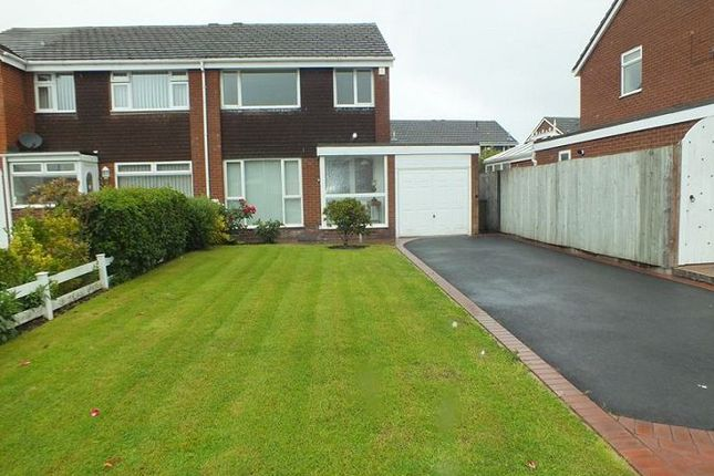 Thumbnail Semi-detached house to rent in Willow Drive, Shirley, Solihull