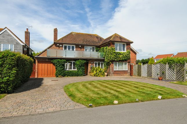 5 bed detached house for sale in Sea Drive, Felpham