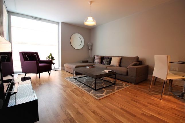 Thumbnail Flat to rent in The Bar Highcross, Shires Lane, City Centre, Leicester