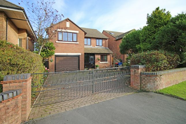 Thumbnail Detached house for sale in Fleetwood Road, Poulton-Le-Fylde