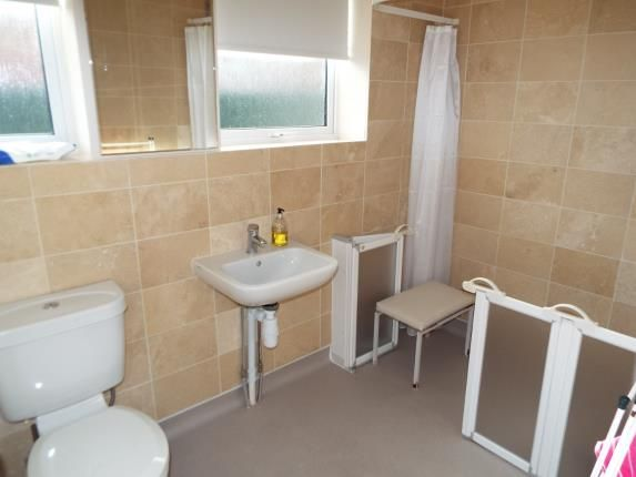 Shower Room of Finsbury Road, Bramcote, Nottingham NG9