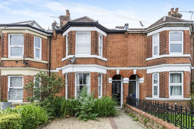 Thumbnail Terraced house for sale in Atherley Road, Shirley, Southampton