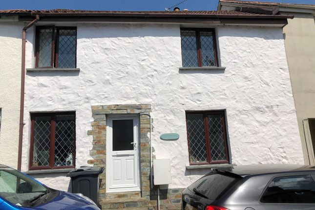 Thumbnail Terraced house to rent in Chapel Side, Bishops Tawton, Barnstaple